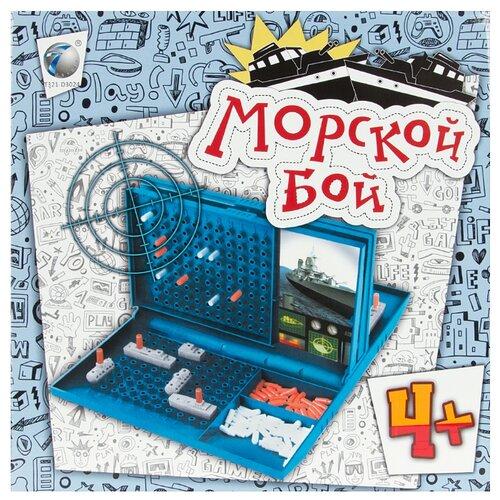 Настольная игра TONG DE Морской бой настольная игра tong de покорми лягушек