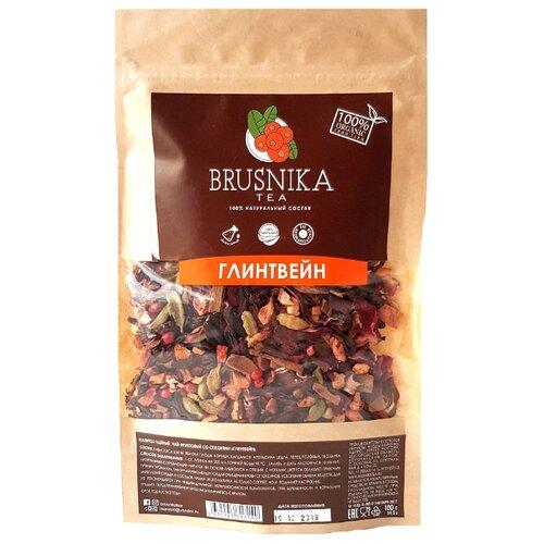 Чайный напиток красный Brusnika Глинтвейн, 100 г