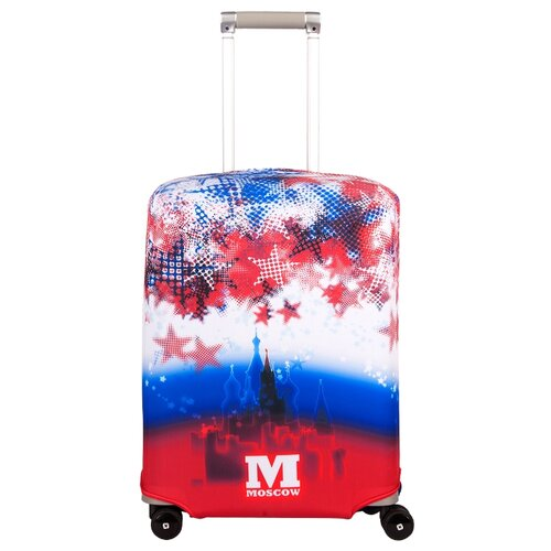 Чехол для чемодана ROUTEMARK Moscow SP240 S, разноцветныйЧемоданы<br>