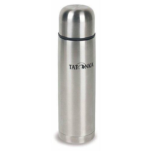 Классический термос TATONKA Hot&Cold Stuff, 1 л серебристый