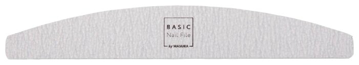 Masura Пилка-полумесяц Basic, 100/180 грит