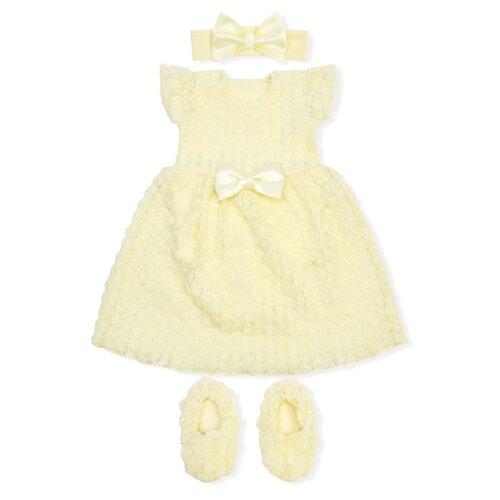 Купить Комплект одежды LEO размер 74, кремовый, Комплекты