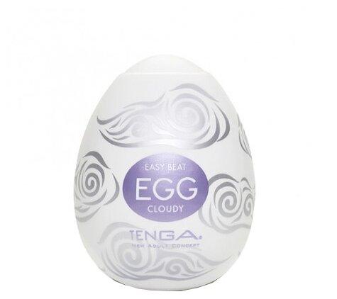 Tenga Мастурбатор-яйцо Cloudy (EGG-010)