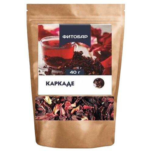 Чайный напиток красный Соик Фитобар №21 Каркаде, 40 гЧай<br>