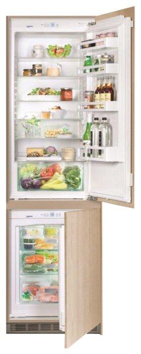 Встраиваемый холодильник LIEBHERR SBS 33I2 ( IK 2320 + IG 1024 )