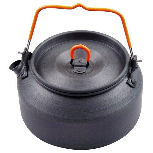 Чайник ECOS CK-206, 1 л черный