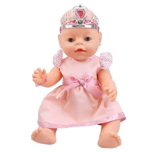 Фото - Интерактивный пупс DOLL&ME с аксессуарами, 40 см, GT9728 интерактивный пупс baby doll