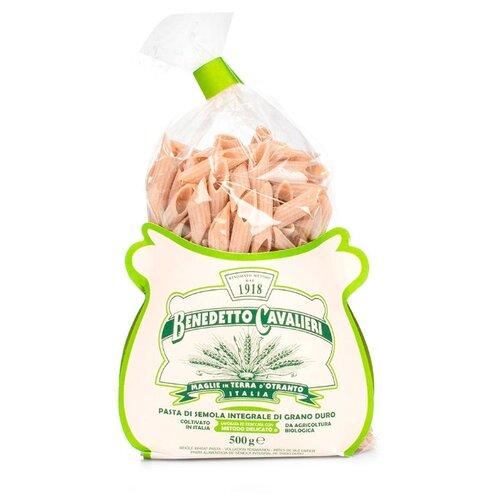 Benedetto Cavalieri Макароны Пенне ригате из цельнозерновой пшеницы 500 г