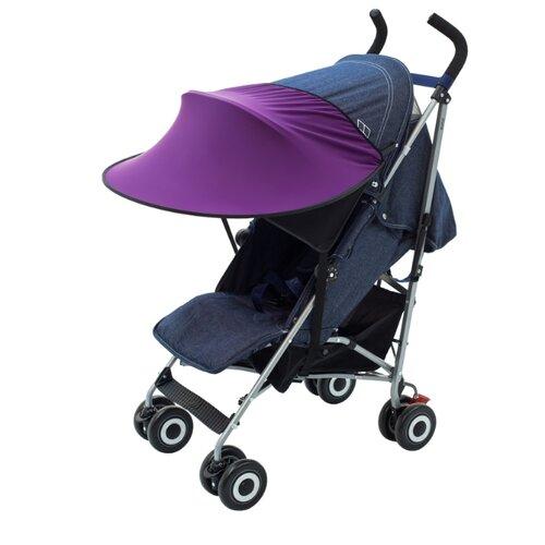 цена Leokid Козырёк от солнца capri purple онлайн в 2017 году