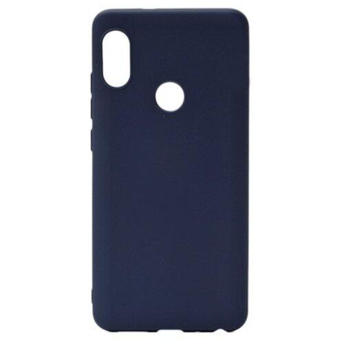 Купить Чехол Gosso 191689W для Xiaomi Redmi Note 5 Pro синий