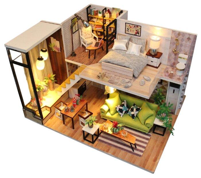 Конструктор DIY House Скандинавский Лофт M030 9-58-011383