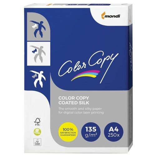 Фото - Бумага Color Copy A4 Coated Silk 135 г/м² 250 лист. бумага color copy a4 office 160 г м² 250 лист белый 5 шт