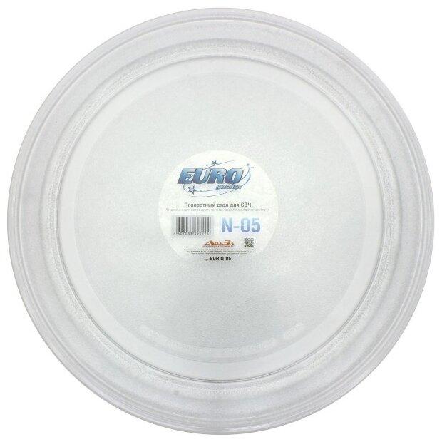 Тарелка для СВЧ EURO Kitchen EUR N-05