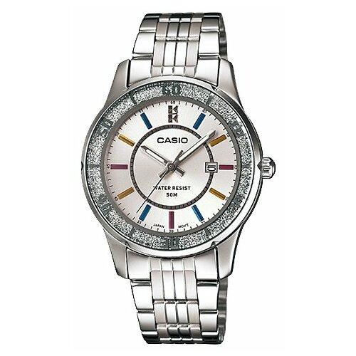 Наручные часы CASIO LTP-1358D-7A часы casio ltp 1359d 7a