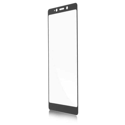 Защитное стекло Rosco 3D полноэкранное для Sony Xperia L3 черный