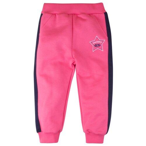 Брюки Bossa Nova размер 92, розовый джемпер детский bossa nova цвет розовый 207б 181 размер 86 92
