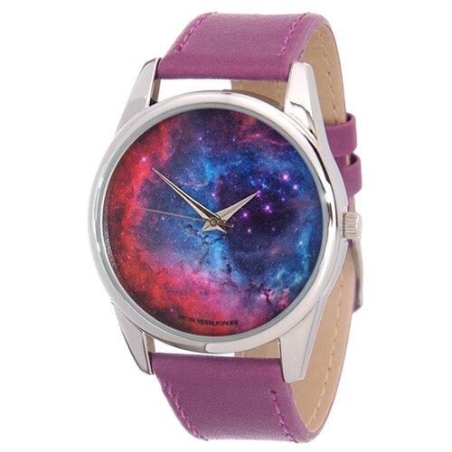 Наручные часы Mitya Veselkov Космос (лиловый) (Color-43 ) часы наручные mitya veselkov обратный циферблат gold