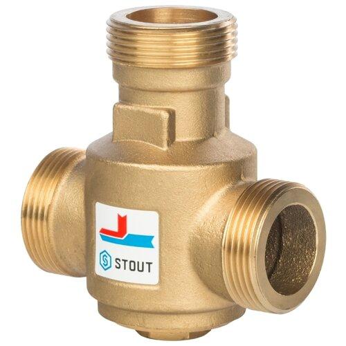 Термостатический клапан для радиатора STOUT SVM-0030-325508
