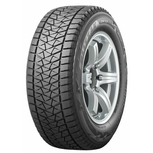 Автомобильная шина Bridgestone Blizzak DM-V2 235/60 R17 102S зимняя continental 4x4 contact 235 60 r17 102v