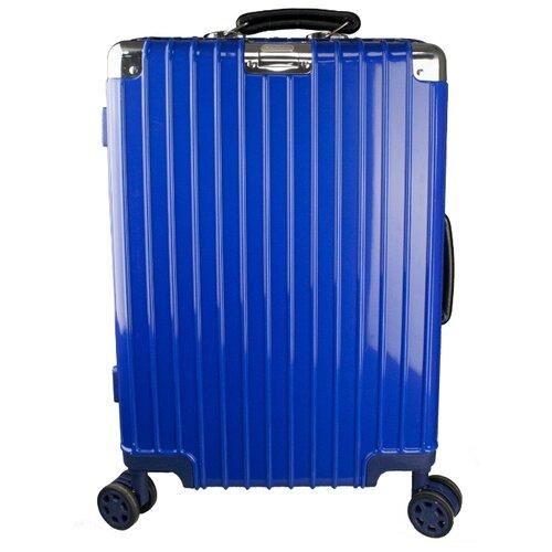 Фото - Чемодан PROFFI Business Gentleman S 38 л, синий чемодан proffi kingsize xl 110 л черный
