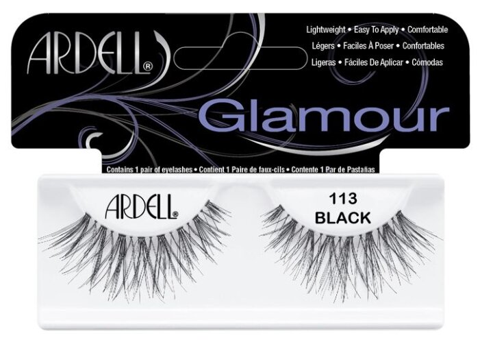 Ardell накладные ресницы Glamour Fashion Lash 113