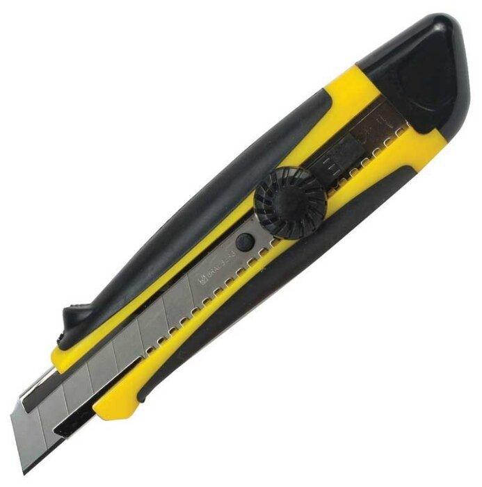 BRAUBERG Нож универсальный 235402 18 мм