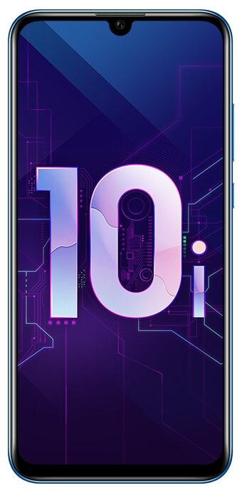Смартфон Honor 10i 128GB синий (51093SKQ)
