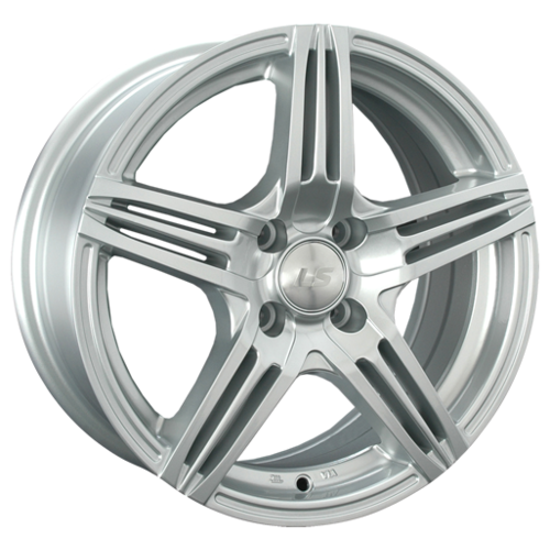 Фото - Колесный диск LS Wheels LS189 6.5х15/4х100 D73.1 ET40, S колесный диск ls wheels ls570 7x16 5x114 3 d73 1 et40 hp