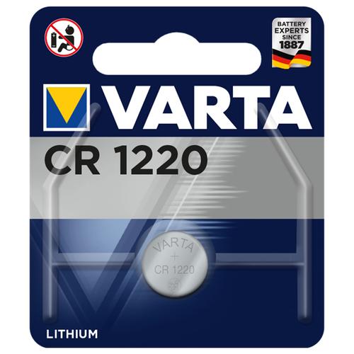 Фото - Батарейка VARTA CR1220, 1 шт. батарейка varta cr p2 1 шт