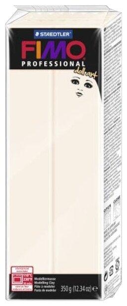Полимерная глина FIMO Professional doll art 350 г полупрозрачный фарфор (8028-03)