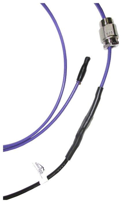Греющий кабель саморегулирующийся Обогрев Люкс Standart внутрь трубы 15 Вт/м 9 м