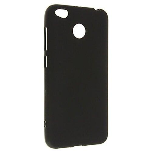 Купить Чехол Gosso 150022W для Xiaomi Redmi 4X черный