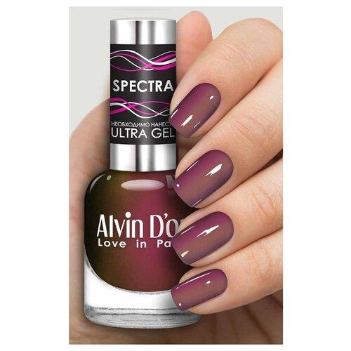 Лак Alvin D'or Spectra, 12 мл, оттенок 6704