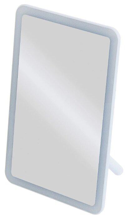 Зеркало косметическое настольное Uniel TLD-591 с подсветкой