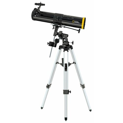 Фото - Телескоп National Geographic 76/700 EQ черный/серый телескоп veber umka 76 300
