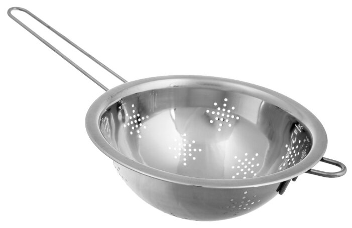 Дуршлаг Vetta 812012 (24 см) серебристый
