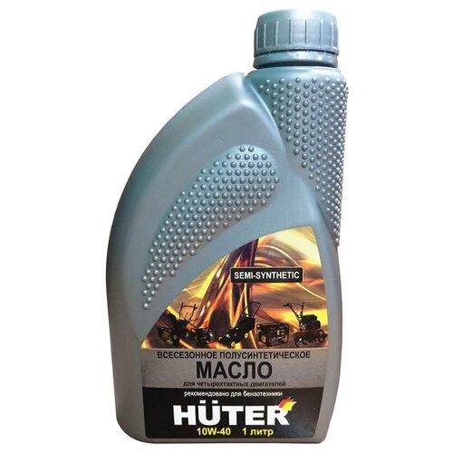 Масло для садовой техники Huter 10W-40 1 л