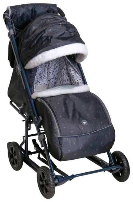 Санки-коляска Nika Ника Детям 8-1 (НД8-1)