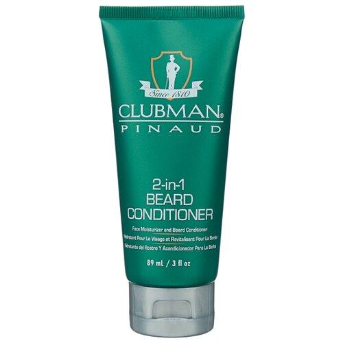 Clubman Кондиционер для бороды 2-in-1 Beard, 89 мл