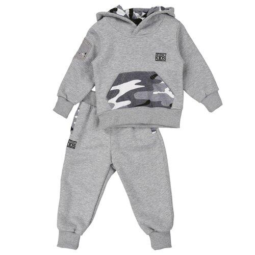 Комплект одежды BEVERLY KIDS размер 74, серыйКомплекты<br>