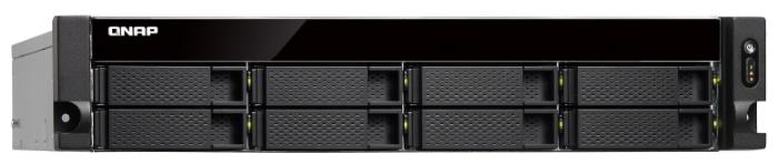 Сетевое хранилище QNAP TS-832XU-4G