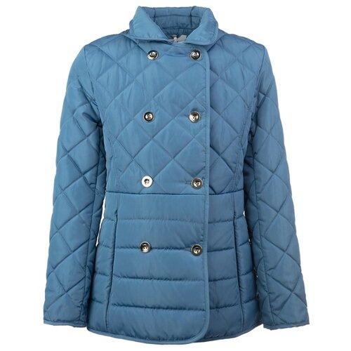 Купить Куртка playToday School 2020 22021005 размер 152, голубой, Куртки и пуховики
