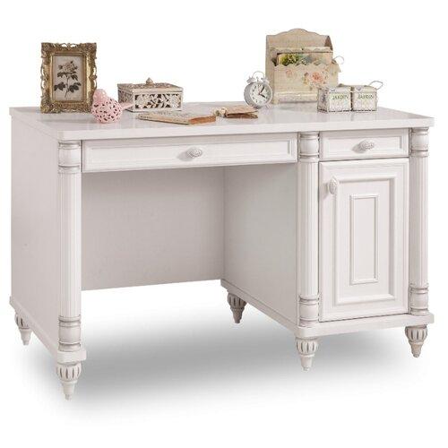 Купить Стол Cilek Romantic 117x61 см белый, Парты и столы