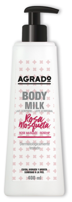 Молочко для тела Agrado Rosehip Body Milk