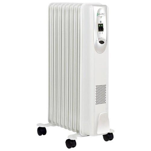 Масляный радиатор Ballu BOH/CM-09 белыйОбогреватели<br>