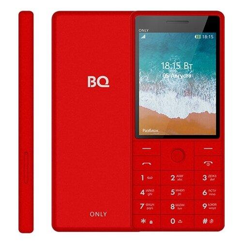 Телефон BQ 2815 Only красный