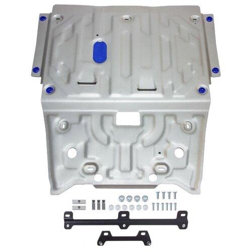 Защита картера двигателя и коробки передач RIVAL 333.3906.1 для Infiniti, Mercedes-Benz