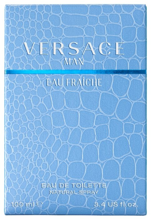 Туалетная вода Versace Versace Man Eau Fraiche