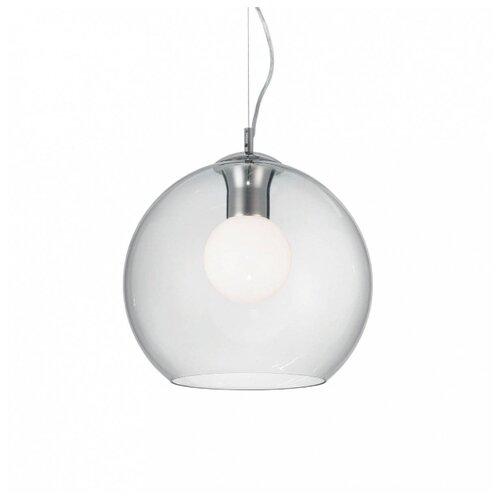 Светильник IDEAL LUX Nemo SP1 D30 Trasparente, E27, 60 Вт недорого