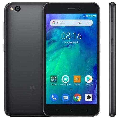 Смартфон Xiaomi Redmi Go 1/16GB черный смартфон xiaomi redmi go 8 гб черный